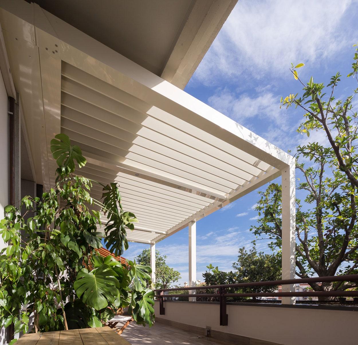 Une Pergola Sur Votre Terrasse D Appartement Keg System