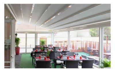 La pergola terrasse restaurant pour booster votre chiffre d'affaires!